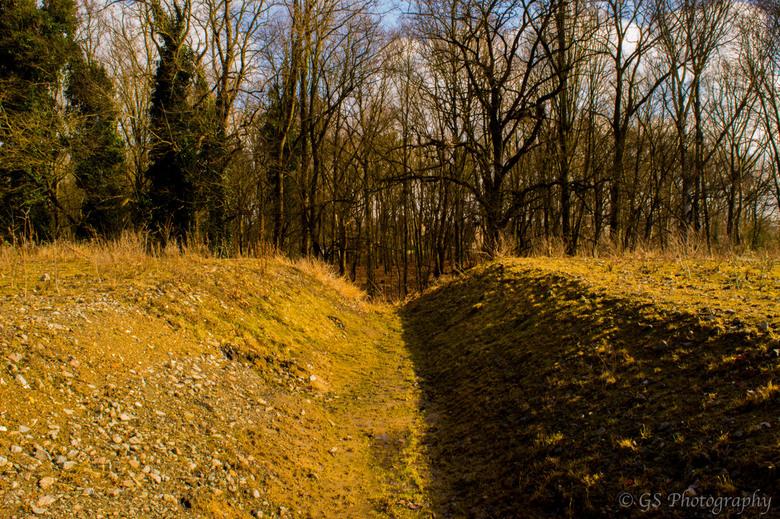 Hide and seek - De ideale plaats om verstoppertje te spelen. Of is het misschien om te ontsnappen van de realiteit?