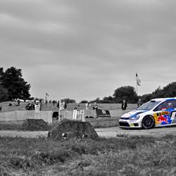 VW Polo R WRC @ ADAC Rally Deutschland