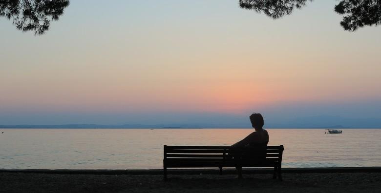 zonsondergang Pacengo(Lazise)
