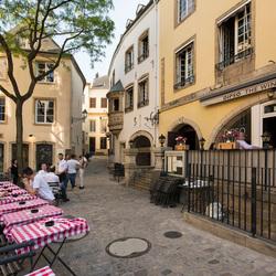 Luxemburg Stad - Rue Large