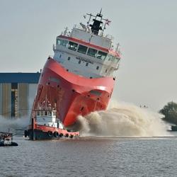 Tewaterlating- Launching Kroonborg 06-10-2014 Farmsum.jpg