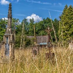kerkhof Tsjechië