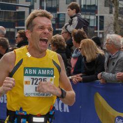 Marathon: bijna bij de finish
