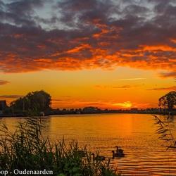 Zonsopkomst in Broek op Langedijk