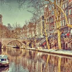 Utrecht winter