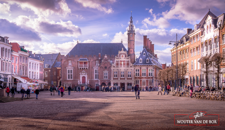 Stadhuis Haarlem -