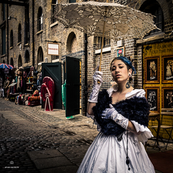 The lady of Camden