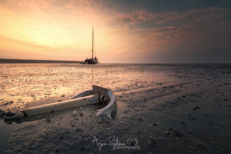 Lost on the Mudflats.... -