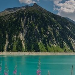 Panorama Schlegeis