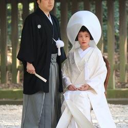 Japans bruidspaar 2016