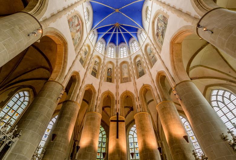 Martinikerk Groningen - Martinikerk Groningen. Met HDR gemaakt.