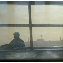 Reflecties op de Pier