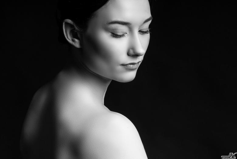 Prachtig portret van Beau - mooi portret van Beau