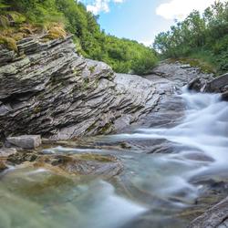 berg riviertje