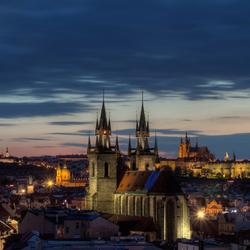 Beautiful Prague.