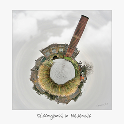 Little planet Medemblik...