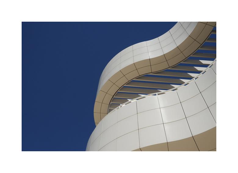 Getty Center 02 - Architectuurparel in Los Angeles
