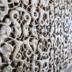 Granada Alhambra muur