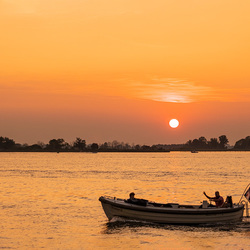 Sunset Sneekermeer