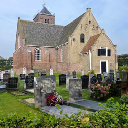 Nederland Oosterend, Maartenskerk, Texel