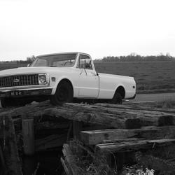 Chevrolet custom camper , pick up , 1972