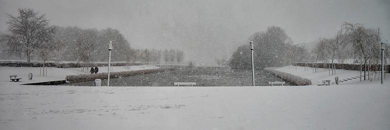 Sneeuwbui