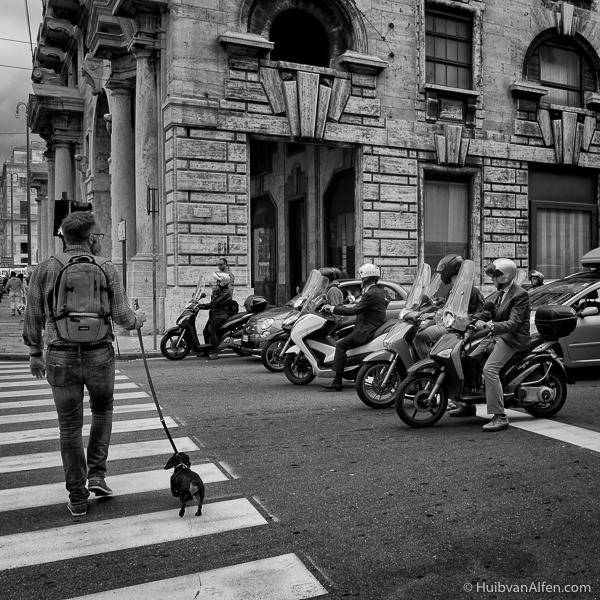 Genua, Italy -