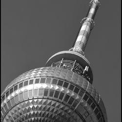 De Fernsehturm Berlin