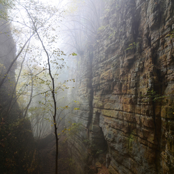 The mysterious passage