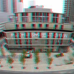Pakhuismeesteren Rotterdam 3D GoPro