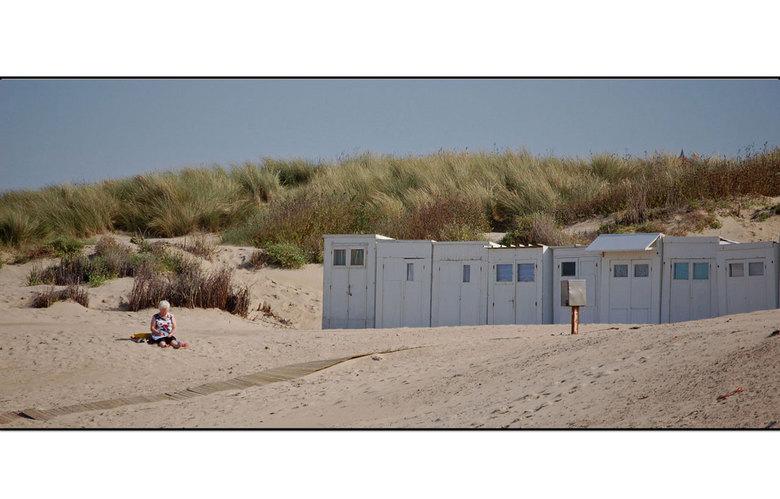 Nostalgie - Ik kijk er naar uit om weer eens een weekendje naar zee te gaan. Daarom maar een reeks van de Noordzee.<br /> Deze is genomen in Koksijde