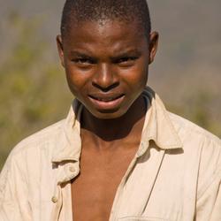 Jongen in Swaziland - Afrika