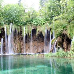 Watervallen Plitvice