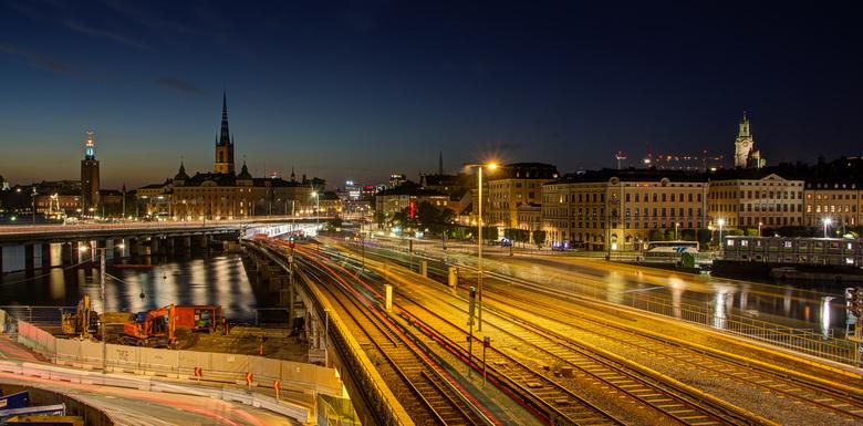 Stockholm - Sodermalmstorg - Stockholm - Sodermalmstorg