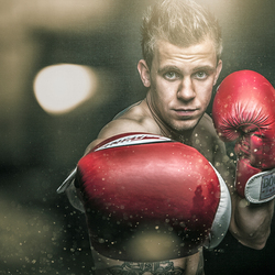 bokser Mike