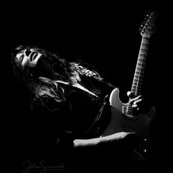 Mario Roelofsen Gitarist Purple Rainbow.