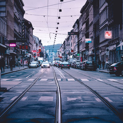de straten van wenen