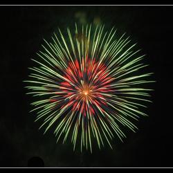 Vuurwerk Tarragona