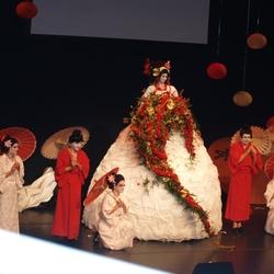 Japanse bruid
