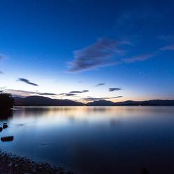 Luss, Loch Lomond, Schotland