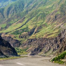 Afghaans dorp
