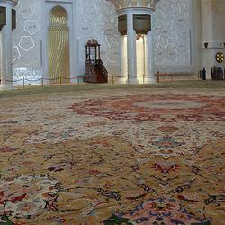 Dubai moskee.