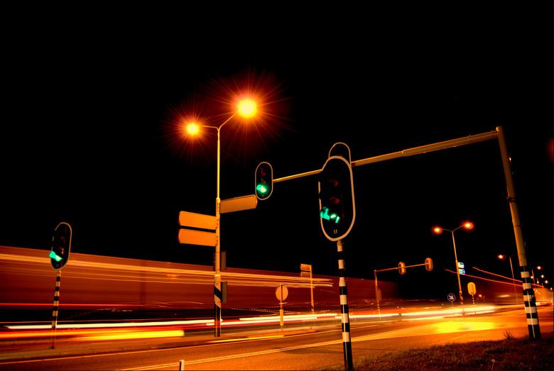 Busy Traffic -