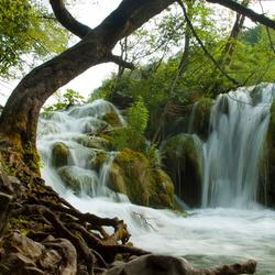 Waterval Plitvice Meren