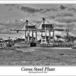 Corus Steel Plant