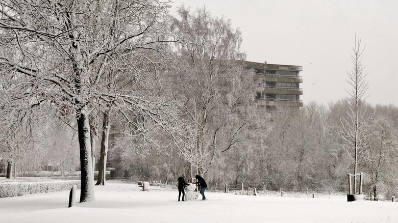 1(eerste) Sneeuwpret