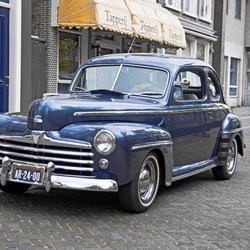 Ford Coupé DeLuxe 5W 1947