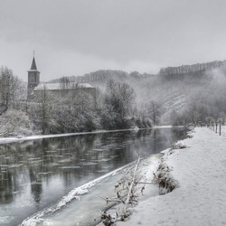 Winter in Jupille