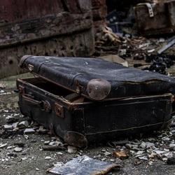 Vergeten koffer
