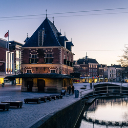 De Waag in Leeuwarden